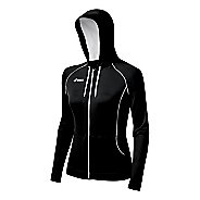 Womens ASICS Alana Warm-Up Hooded Jackets