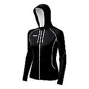 Womens ASICS Alana Warm-Up Hooded Jackets
