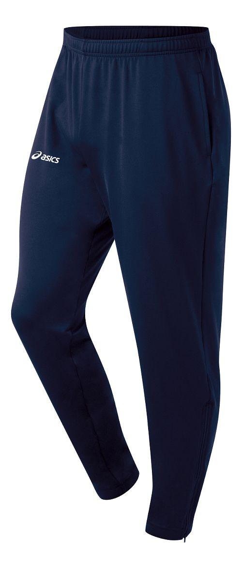 Mens ASICS Aptitude 2 Run Full Length Pants - Navy L
