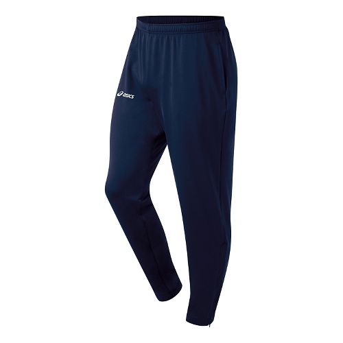 Mens ASICS Aptitude 2 Run Full Length Pants - Navy XXL