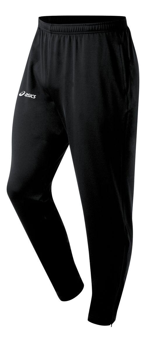 Mens ASICS Aptitude 2 Run Full Length Pants - Black XL