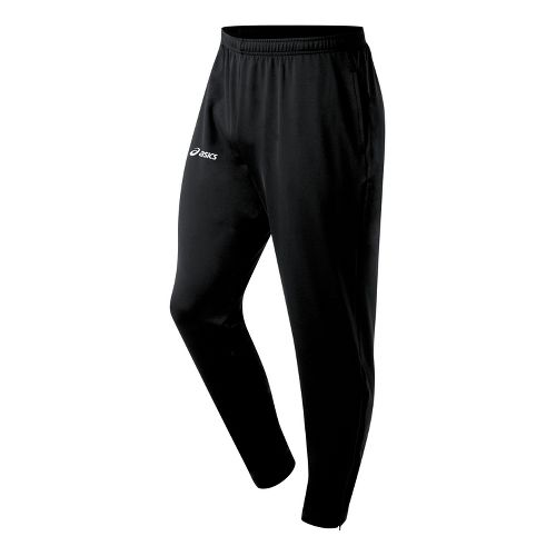 Mens ASICS Aptitude 2 Run Full Length Pants - Black XL