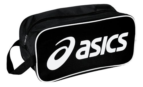 Womens ASICS Shoe Bags - Black