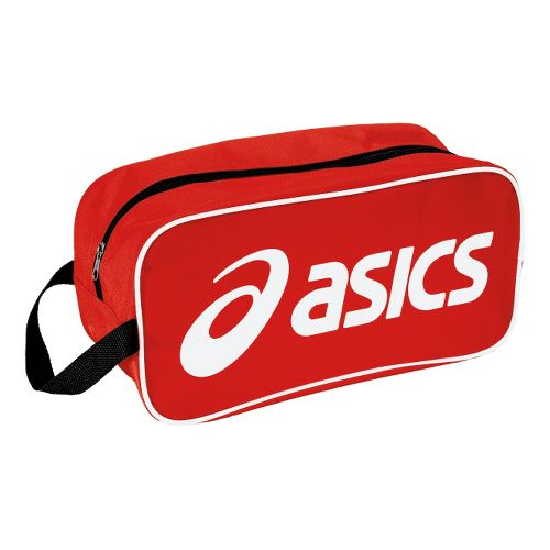 Womens ASICS Shoe Bags - Red