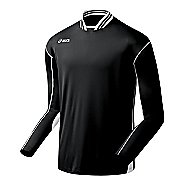 Mens ASICS Digg Long Sleeve No Zip Technical Tops