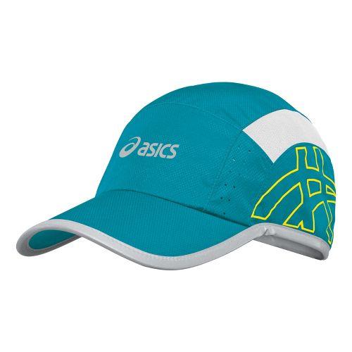 ASICS Speed Cap Headwear - Aqua S/M
