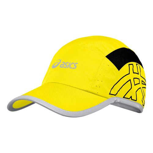 ASICS Speed Cap Headwear - Blazing Yellow S/M