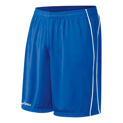 Mens ASICS Tango Lined Shorts - Royal/White 2X