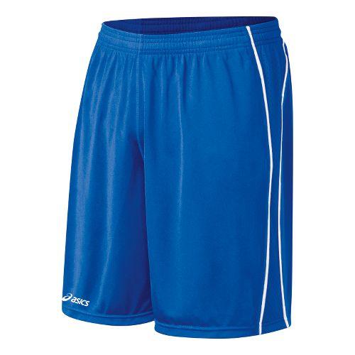 Mens ASICS Tango Lined Shorts - Royal/White S