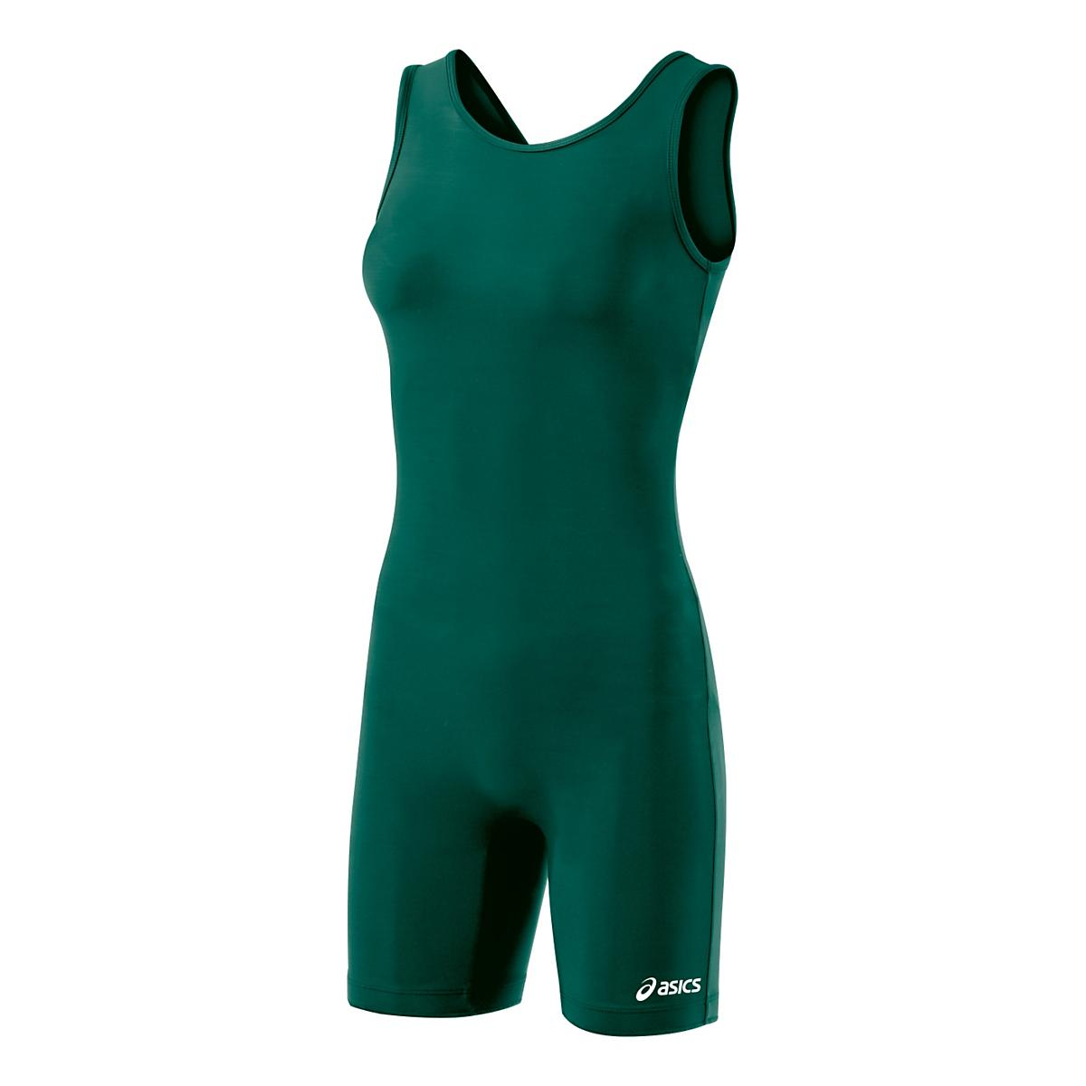 Women's ASICS�Solid Modified Singlet
