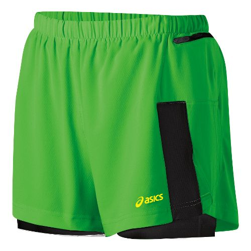 Women's ASICS�Fuji 2-N-1 Short