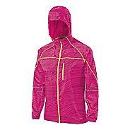 Womens ASICS Fuji Packable Running Jackets