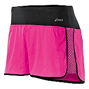 Womens ASICS Performance Fun Lined Shorts