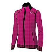 Womens ASICS Performance Fun Running Jackets