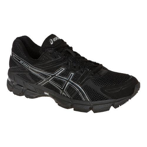 Mens ASICS GT-1000 Running Shoe - Onyx/Lightning 14