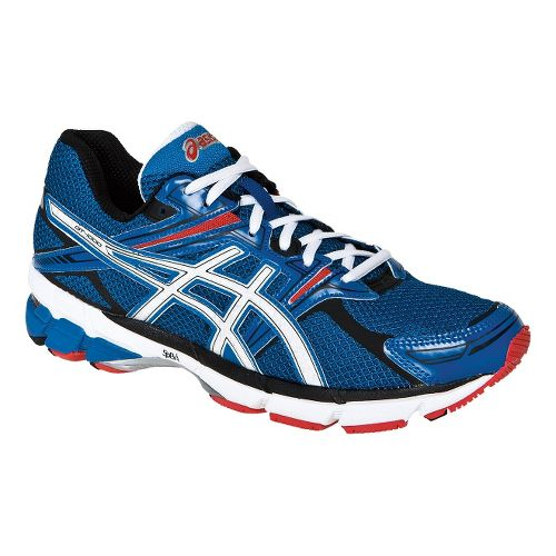 Mens ASICS GT-1000 Running Shoe - Royal/White 13