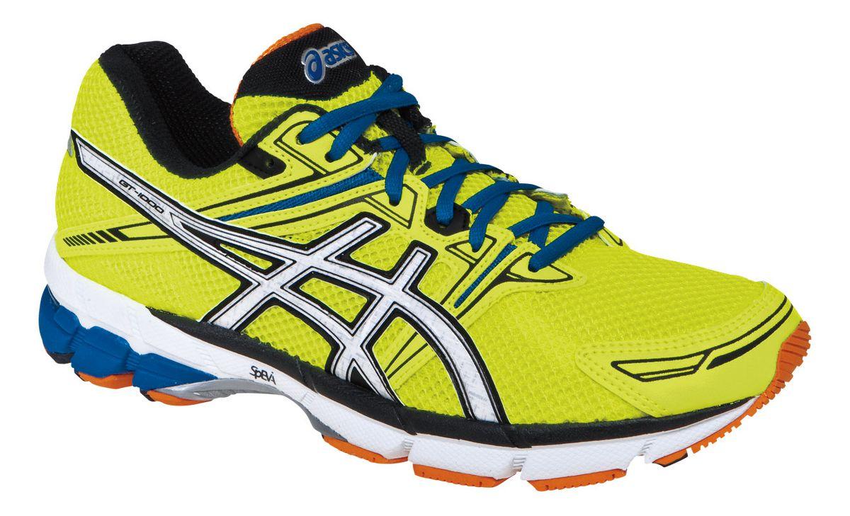 mens asics gt 1000 running shoe at road runner sports