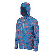 Mens ASICS Fuji Packable Running Jackets