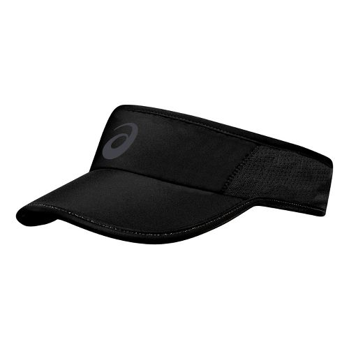 ASICS Shield Visor Headwear - Performance Black