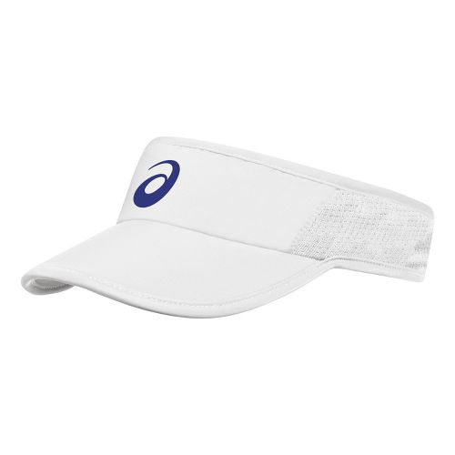 ASICS Shield Visor Headwear - Real White