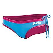 Womens ASICS Kaitlyn Bikini Bottom Swimming UniSuits