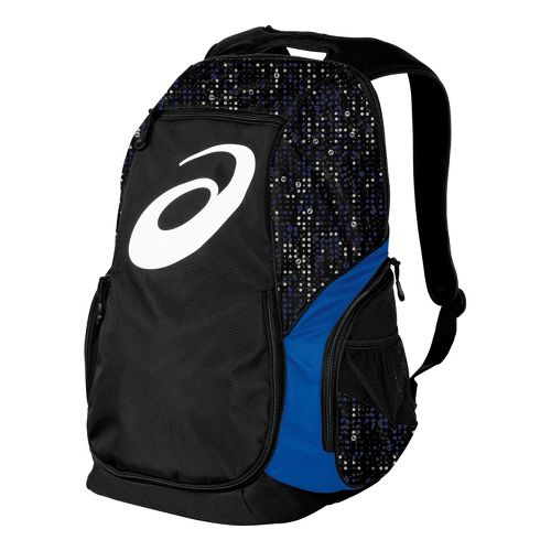 ASICS Aggressor Backpack Bags - Royal/Black
