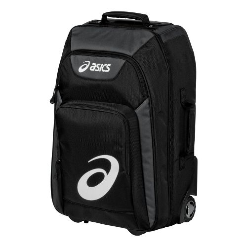 ASICS Overhead Wheelie Bags - Black