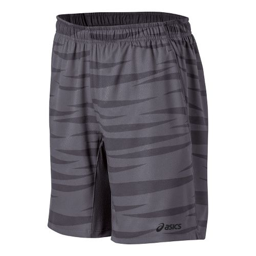 Mens ASICS 2-N-1 Tennis Short 9