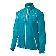 Womens ASICS 2-N-1 Running Jackets