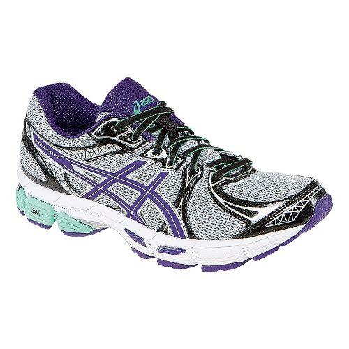 Womens ASICS Gel-Exalt 2 Running Shoe - Grey/Purple 5