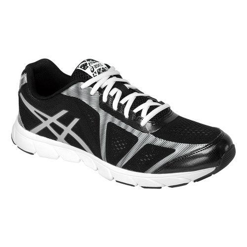 Mens ASICS GEL-Havoc 2 Running Shoe - Black/Lightning 11.5