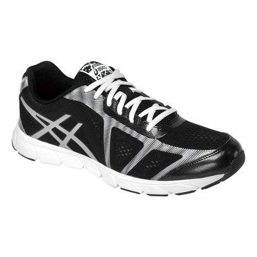 Mens ASICS GEL-Havoc 2 Running Shoe - Black/Lightning 9.5