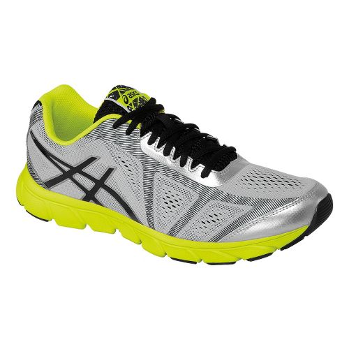 Mens ASICS GEL-Havoc 2 Running Shoe - Steel/Lightning 7.5