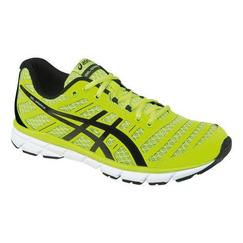 Mens ASICS GEL-Zaraca 2 Running Shoe - Flash Yellow/Black 9.5