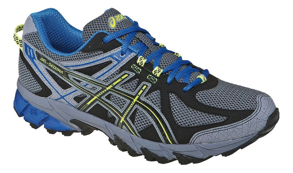 mens asics gel sonoma athletic running shoes ebay