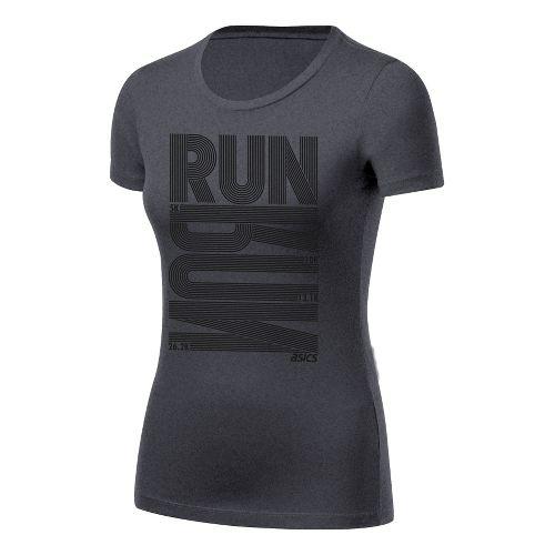 Women's ASICS�Run-Run Tech Tee