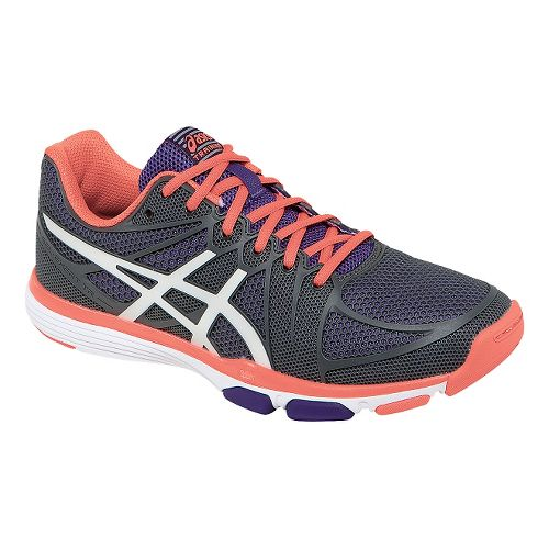 Womens ASICS GEL-Exert TR Cross Training Shoe - Titanium/Grape 6