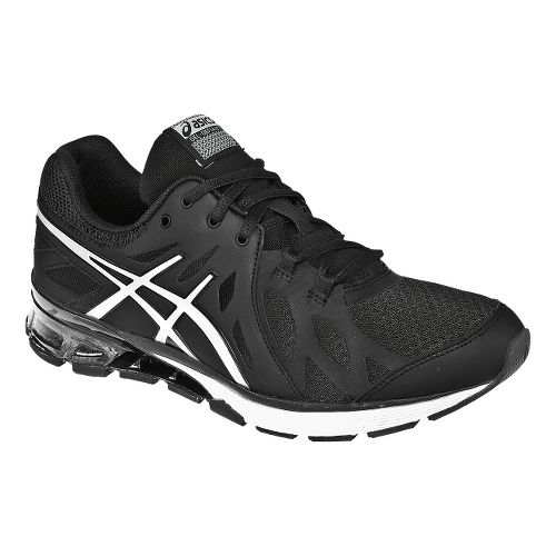 Mens ASICS GEL-Defiant Cross Training Shoe - Black/Silver 12.5
