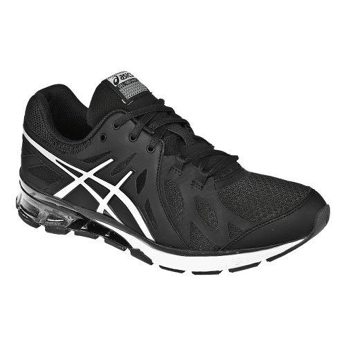 Mens ASICS GEL-Defiant Cross Training Shoe - Black/Silver 9.5