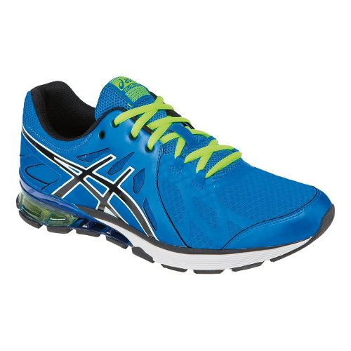 Mens ASICS GEL-Defiant Cross Training Shoe - Royal/Black 7.5