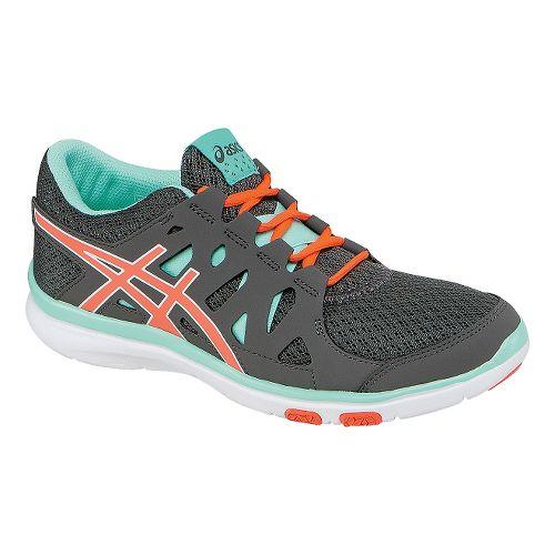 Womens ASICS GEL-Fit Tempo Cross Training Shoe - Granite/Mint 6.5