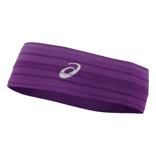 ASICS Illusion Headband Headwear - Purple Magic