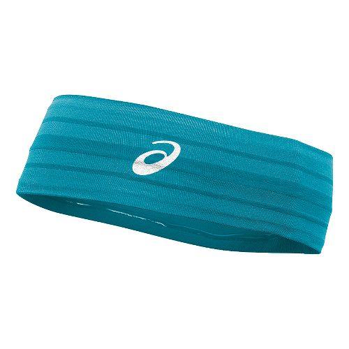 ASICS Illusion Headband Headwear - Bondi Blue