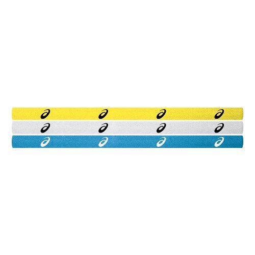 ASICS Team Headbands 3-Pack Headwear - Assorted