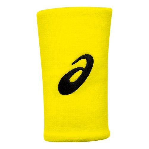 ASICS Team Performance DW Wristbands Handwear - Neon