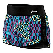 Womens ASICS Illusion 2-in-1 Shorts