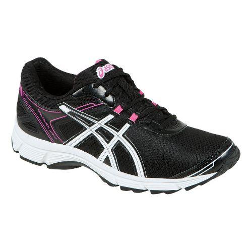 Womens ASICS GEL-Quickwalk 2 Walking Shoe - Black/Pink 8.5