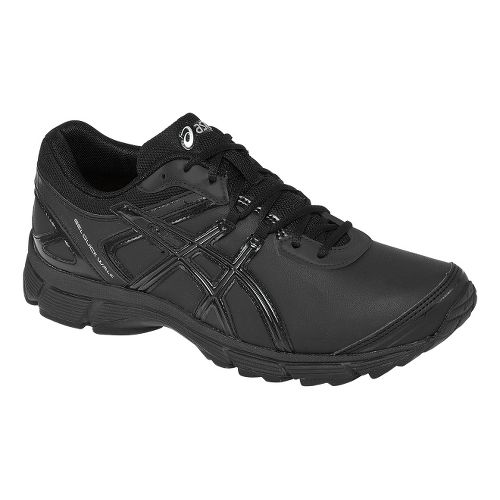 Womens ASICS GEL-Quickwalk 2 SL Walking Shoe - Black/Silver 10.5