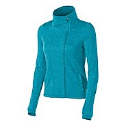 Womens ASICS Abby Layering Running Jackets