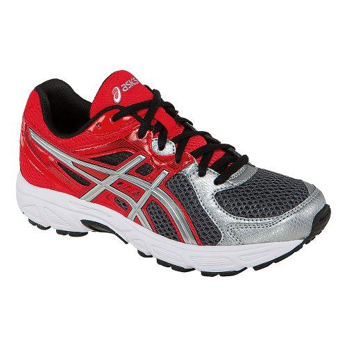 Kids ASICS GEL-Contend 2 GS Running Shoe - Carbon/Red 6.5